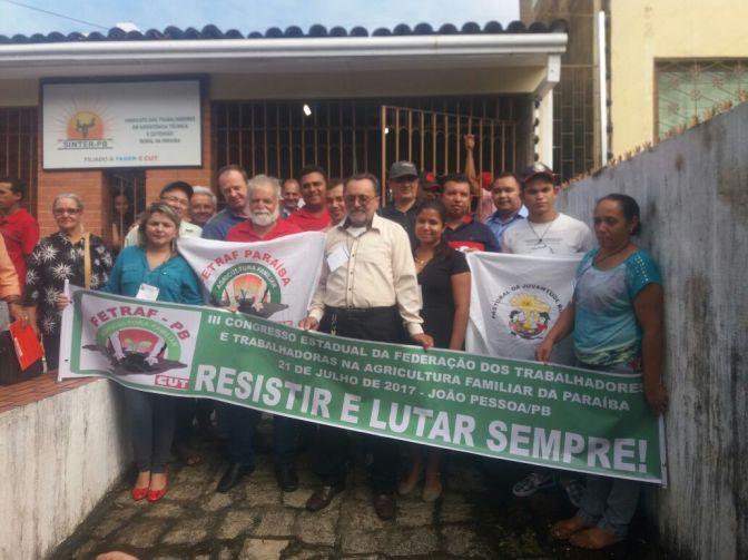 III Congresso Estadual da Fetraf-PB