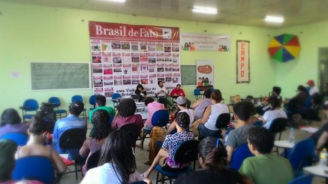 Militantes da PJR participam de Encontro de Comunicadores Populares do Nordeste