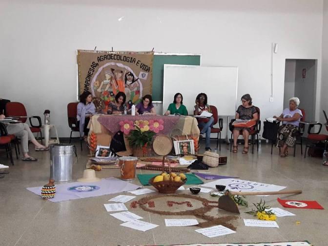 III Seminário Internacional de Feminismo Camponês e Popular: A luta das mulheres camponesas da América Latina contra o Capitalismo, o Patriarcado e o Racismo