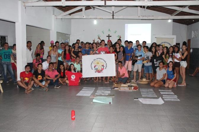 PJR realiza debate sobre a realidade de jovens do campo na Efasa – Pedro II/PI