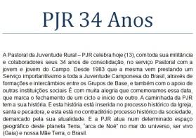 PJR 34 anos